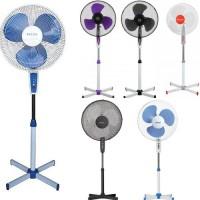 Вентиляторы бытовые напольные