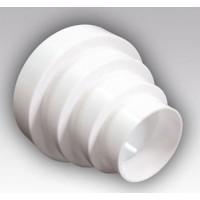 Фасонные детали пластиковые