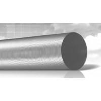 Воздуховоды алюминиевые гибкие гофрированные